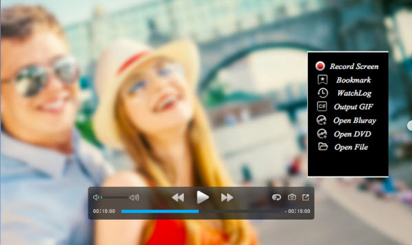 8K Player Screenshot for Windows10