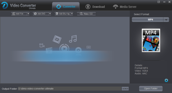 Dimo Video Downloader Screenshot for Windows10