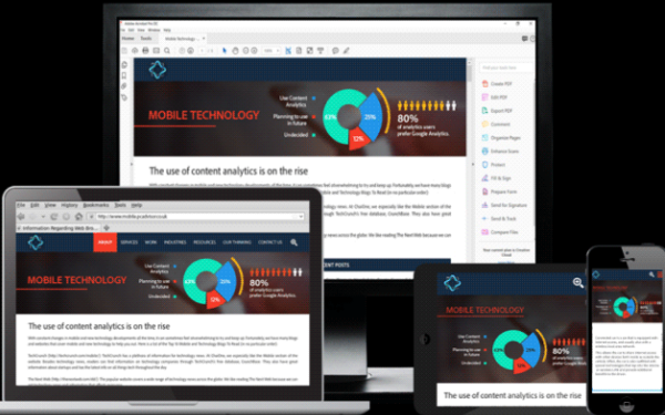 Adobe RoboHelp Screenshot for Windows10