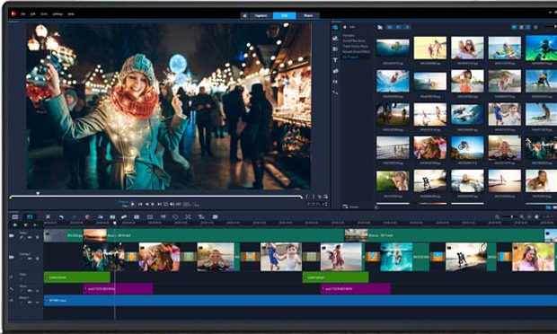 Corel VideoStudio Pro X Screenshot for Windows10