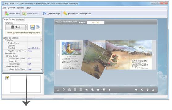 Flip Office Screenshot for Windows10
