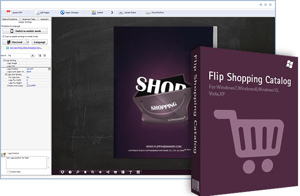 Flip Shopping Catalog Screenshot for Windows10
