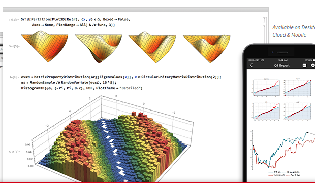 Mathematica Screenshot for Windows10