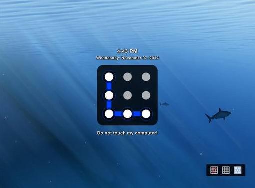 Eusing Maze Lock Screenshot for Windows10