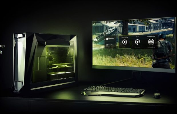 NVIDIA GeForce Experience Screenshot for Windows10