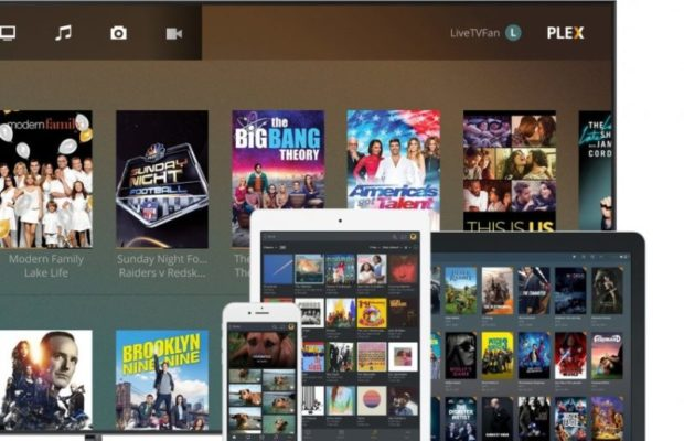 Plex Media Server Screenshot for Windows10