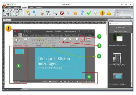 Screeny Screenshot for Windows10