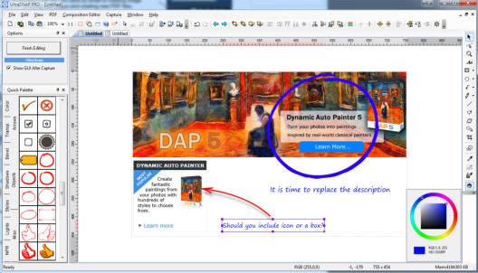 UltraSNAP PRO Screenshot for Windows10