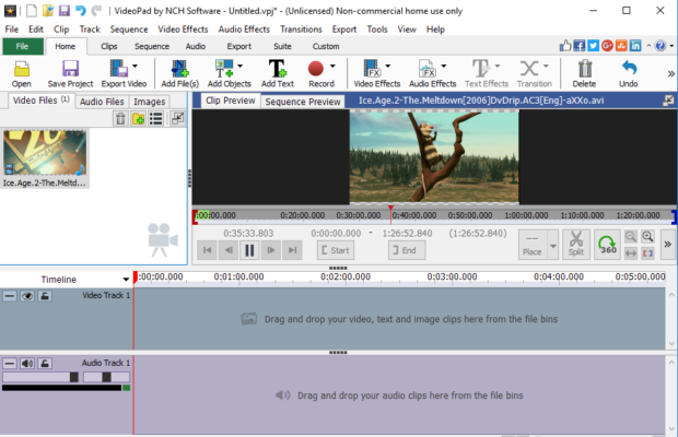 VideoPad Video Editor for Windows 10 Free Download. Latest ...