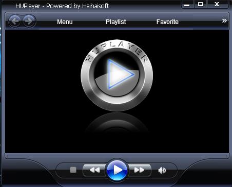 HUPlayer Screenshot for Windows10