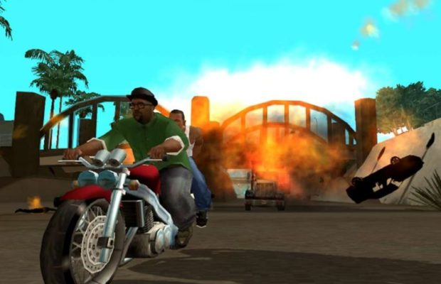 Grand Theft Auto (GTA): San Andreas Screenshot for Windows10