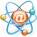 Atomic Email Studio Icon